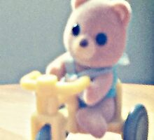 Sylvanian Baby Bear by Wiemaynia