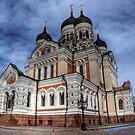 Aleksander Nevsky Cathedral - Tallinn, Estonia by NeilAlderney