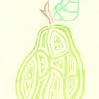 Green Pear by KeLu