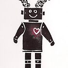 Heart Robot by KeLu