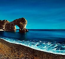 Durdle Door  by jan farthing