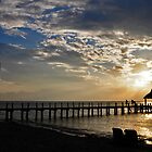Sunset in Mexico 2 by avresa