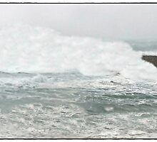 """"""" Storm alert for Cornwall"""" by Malcolm Chant"""