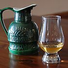 Nice drop of Laphroaig by Jamie Shirlaw