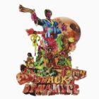Black Dynamite Is Outta Sight! by T-brinkman