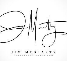 Jim Moriarty [Sherlock Signature Series] by Ashton Bancroft