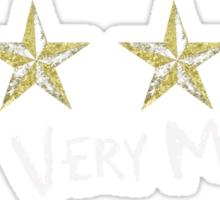 Very Metal(2) Sticker