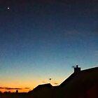 Sunset Star by Wiemaynia