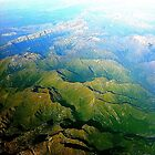 pyrenesse mountain aerial view by craig wilson