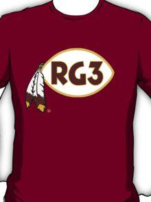 """VICT """"RG3"""" Burgundy T-Shirt"""