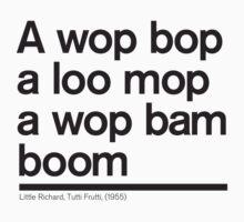 A wop bop a loo mop by jifff