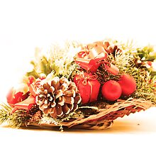 A christmas basket by jamesnortondslr