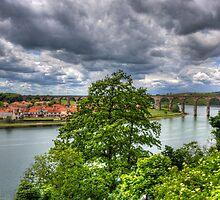 Royal Border Bridge by Tom Gomez