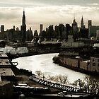 NYC Skyline by ARPunk