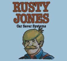 Rusty Jones Rust Prevention - LoFi Kids Clothes