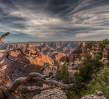 Late Afternoon on the North Rim by James Hoffman