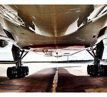 Tough 777 by kev howlett