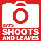 Eats, shoots &amp; Leaves white by Naf4d