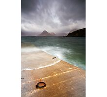 From The Jetty Photographic Print