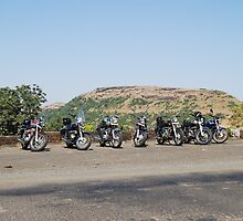 Trimbakeshwar Ghat by 2write