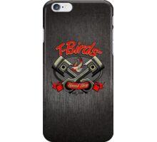T-Birds' Speed Shop iPhone Case/Skin