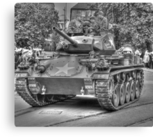 M24 Chaffee (Rebels Revenge) Canvas Print
