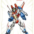 Starscream iPhone case by Mecha-Zone