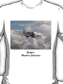 Spitfire - 145 Sqdn RAF T-Shirt