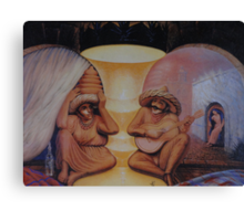 Surrealism II - Surrealismo Canvas Print