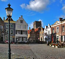 A very small Dutch town... by Adri  Padmos