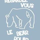 Regardez vous le bear polar  by nimbusnought