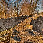 Pont Dafydd by Kelvin Hughes