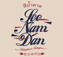 Whatever Mangs (Thai Coffee Colour) (See Nam Dan) by bammydfbb