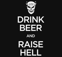 WWE - Stone Cold Steve Austin - Drink Beer Raise Hell by bammydfbb