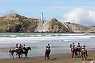 Castlepoint race day by Mike Warman