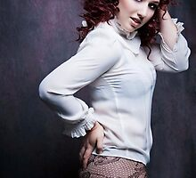 Stockings shoot, 2012 by misskris