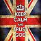 Religious Christian iPhone 4 Case Cover British Flag by Lana Wynne