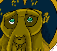 I love Davy Jones Sticker