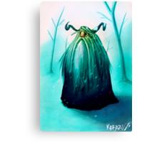 Valfar snowblind Canvas Print