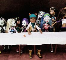 the LAST Supper by dolladay
