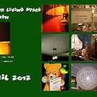 BANNER TOP TEN &quot; INDOOR YOUR LIVING SPACE&quot; 30 APRIL 2012 by Guendalyn