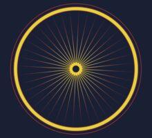 Bike spoke sun T-Shirt