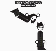 RVI - Tactical Brohug by Jerry Peet