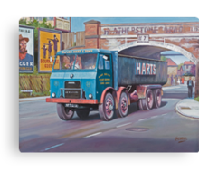 Leyland Hippo hybrid. Canvas Print