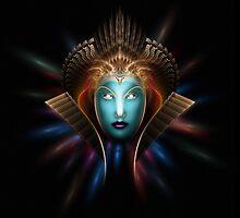 Riddian Queen by xzendor7