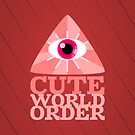 Cute World Order Illuminati by kaput6no