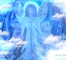 MAY ANGEL OF LOVE PEACE AND HOPE by Sherri     Nicholas
