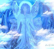 MAY ANGEL OF LOVE PEACE AND HOPE by Sherri     Nicholas