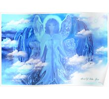 MAY ANGEL OF LOVE PEACE AND HOPE Poster