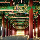 korean architecural art by wulfman65